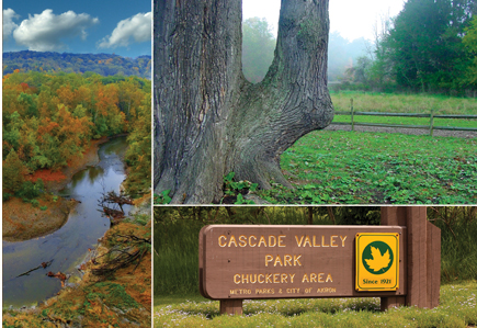 Cascade Valley / South