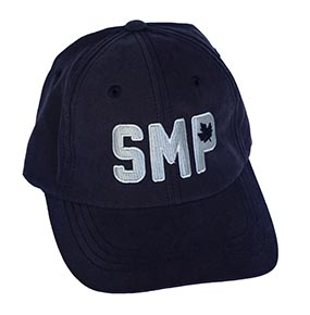 SMP Navy Embroidered Hat