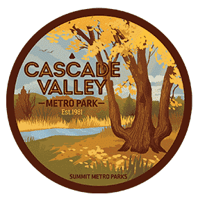 Cascade Valley Metro Park Sticker OR Magnet
