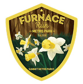 Furnace Run Metro Park Sticker OR Magnet