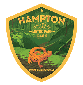 Hampton Hills Metro Park Sticker OR Magnet
