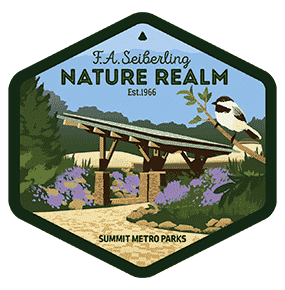 Nature Realm Metro Park Sticker OR Magnet