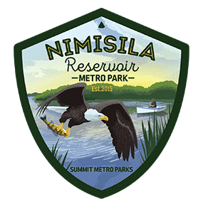Nimisila Reservoir Metro Park Sticker OR Magnet