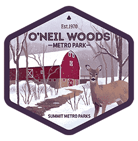 O'Neil Woods Metro Park Sticker OR Magnet
