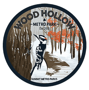 Wood Hollow Metro Park Sticker OR Magnet