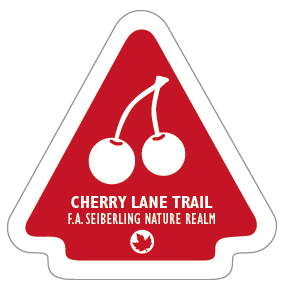 Cherry Lane Trail Sticker