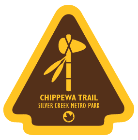 Chippewa Trail Sticker