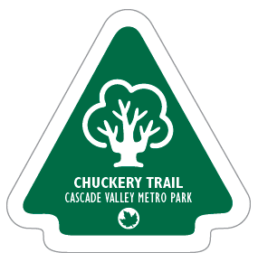 Chuckery Trail Sticker