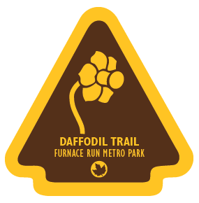 Daffodil Trail Sticker