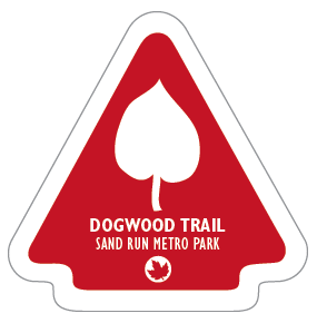 Dogwood Trail Sticker