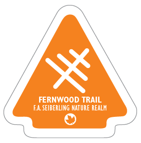 Fernwood Trail Sticker