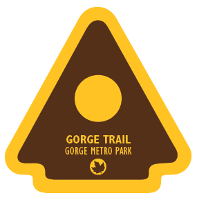 Gorge Trail Sticker