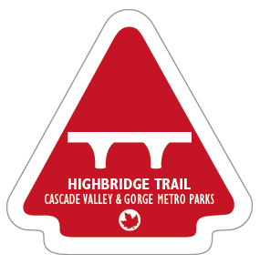 Highbridge Trail Sticker