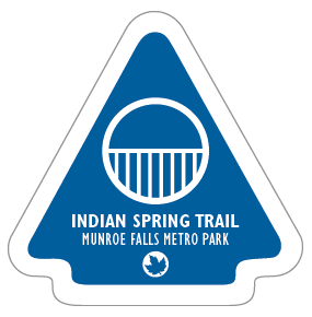 Indian Springs Trail Sticker