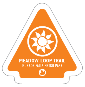 Meadow Loop Trail Sticker