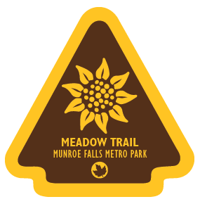 Meadow Trail Sticker