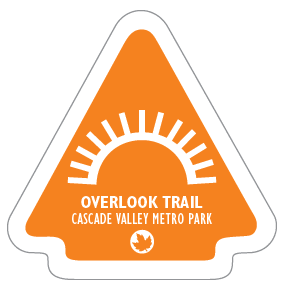 Overlook Trail Sticker