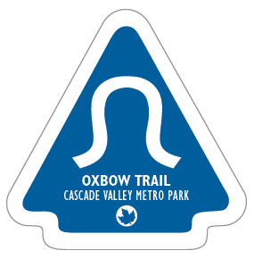 Oxbow Trail Sticker