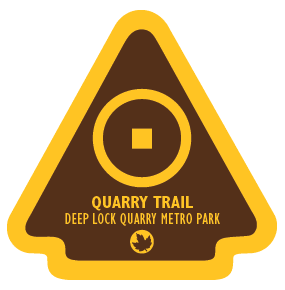 Quarry Trail Sticker