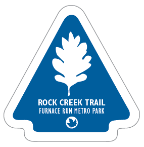 Rock Creek Trail Sticker