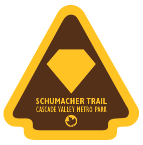 Schumacher Trail Sticker