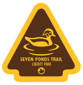 Seven Ponds Trail Sticker