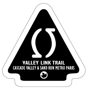 Valley Link Trail Sticker