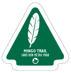 Mingo Trail Sticker