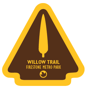 Willow Trail Sticker