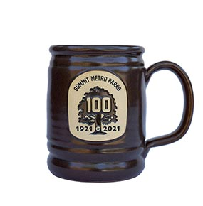 Deneen Pottery SMP Mug - Brown Color