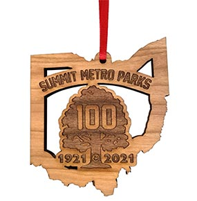 Nestled Pines Centennial Ornament