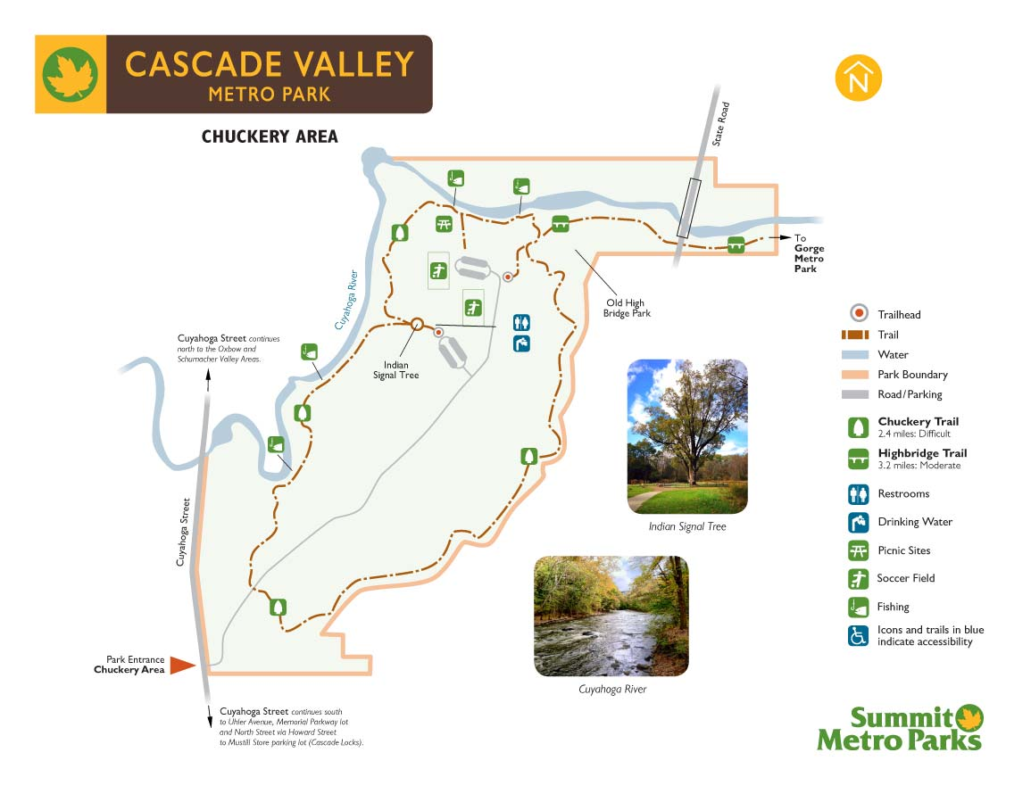 Cascade Valley Metro Park | Summit Metro Parks on