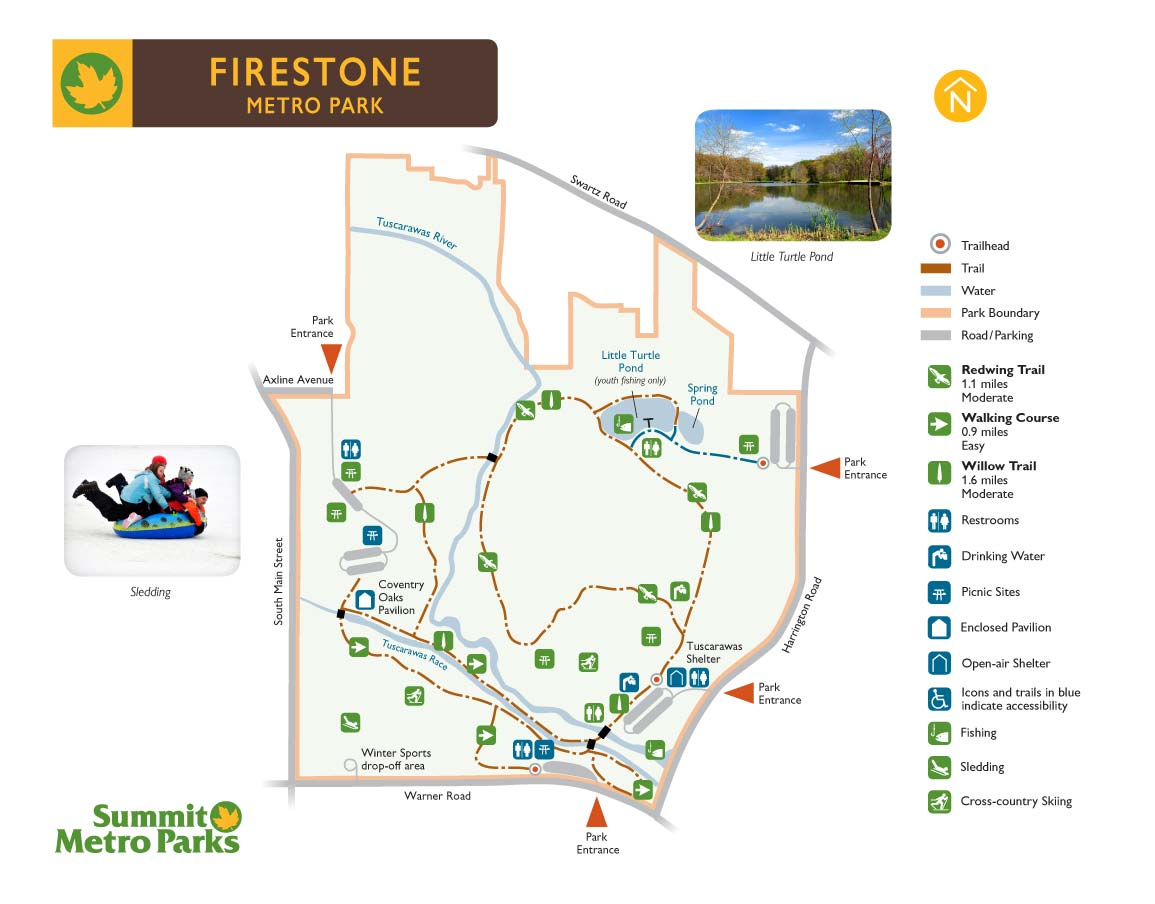 Firestone Map