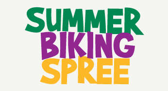 Summer Biking Spree