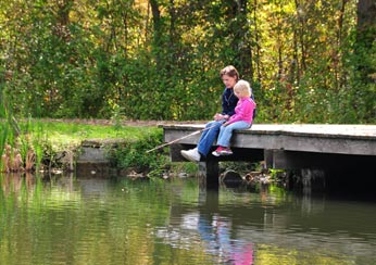 Fishing in summit county summit county metro parks for Buy ohio fishing license