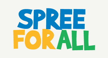 SPREE FOR ALL logo