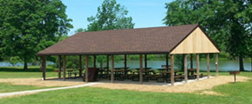 Pond View Shelter